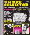 GEORGE MICHAEL Record Collector (1/98) UK Magazine