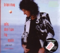 BRIAN MAY Why Don`t We Try Again EU CD5 Numbered Ltd.Edition w/Poster