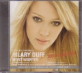 HILARY DUFF Wake Up JAPAN CD5 Promo Only