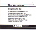 VERONICAS Everything I'm Not USA CD5 Promo w/7 Mixes