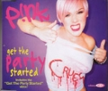 PINK Get The Party Started UK CD5 Part 2 w/Video