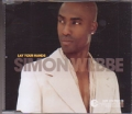 SIMON WEBBE Lay Your Hands EU CD5