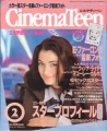 WINONA RYDER Cinema Teen (2/93) JAPAN Magazine