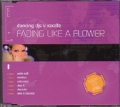 DANCING DJS v ROXETTE Fading Like A Flower UK CD5