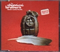 CHEMICAL BROTHERS Block Rockin' Beats UK CD5 w/3 Tracks