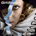 GOLDFRAPP Fly Me Away EU DVD Single w/3 Tracks