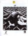 U2 Achtung Baby USA Press Kit