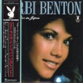 BARBI BENTON The Best Live In Japan JAPAN LP