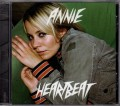 ANNIE Heartbeat USA CD5 w/7 Tracks