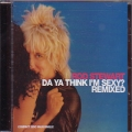 ROD STEWART Do Ya Think I`m Sexy? Remixed USA CD5