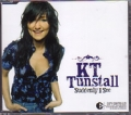KT TUNSTALL Suddenly I See EU CD5 w/4 Tracks