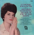CONNIE FRANCIS Sings Award Winning Motion Picture Hits JAPAN LP