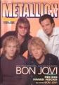 BON JOVI Metallion (12/02) JAPAN Magazine