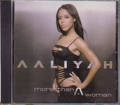 AALIYAH More Than A Woman USA CD5 Promo