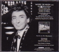 BARRY MANILOW Where Or When USA CD5 Promo w/1-Trk