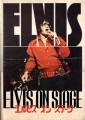 ELVIS PRESLEY Elvis On Stage JAPAN Movie Program
