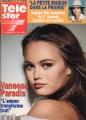 VANESSA PARADIS Tele Star (2/6/95) FRANCE Magazine