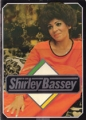SHIRLEY BASSEY 1975 JAPAN Tour Program