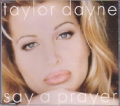TAYLOR DAYNE Say A Prayer USA CD5 w/2 Versions