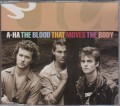 A-HA The Blood That Moves The Body GERMANY CD5