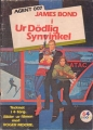 JAMES BOND 007 For Your Eyes Only FINLAND Comic Book ROGER MOORE