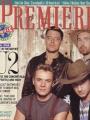 U2 Premiere (11/88) USA Magazine