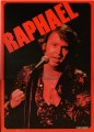 RAPHAEL 1976 JAPAN Tour Program