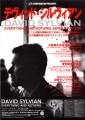 DAVID SYLVIAN 2001 JAPAN Tour Flyer