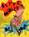 BETTE MIDLER De Tour 1982-1983 USA Tour Program