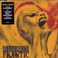 METALLICA Frantic UK CD5 w/2 Live Tracks