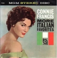CONNIE FRANCIS More Italian Favorites JAPAN LP