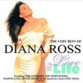 DIANA ROSS The Life And Love: An Anthology UK 2CD