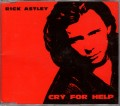 RICK ASTLEY Cry For Help UK CD5 w/3 Tracks