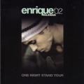 ENRIQUE IGLESIAS 2002 One Night Stand World Tour USA Tour Program