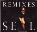 SEAL Newborn Friend GERMANY CD5 w/Remixes