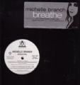 MICHELLE BRANCH Breathe USA Double 12
