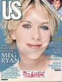 MEG RYAN Us (4/98) USA Magazine