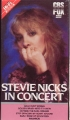 STEVIE NICKS In Concert NTSC USA VHS Video
