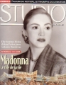 MADONNA Studio (6/96) FRANCE Magazine