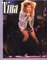 TINA TURNER 1985 JAPAN Tour Program