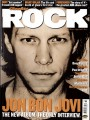 BON JOVI Classic Rock (10/02) UK Magazine