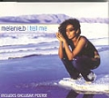 MELANIE B Tell Me UK CD5 w/Poster