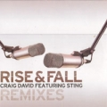 CRAIG DAVID w/STING Rise And Fall UK 12