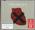 IDLEWILD Love Steals Us From Loneliness EU CD5 w/2 Tracks