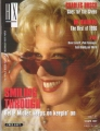 BETTE MIDLER HX (4/18/97) USA Gay Magazine