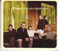 BOYZONE You Needed Me UK CD5