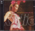 KYLIE MINOGUE Intimate And Live AUSTRALIA 2CD