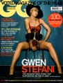 GWEN STEFANI GQ (12/04) UK Magazine