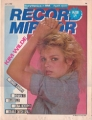 KIM WILDE Record Mirror (7/9/83) UK Magazine