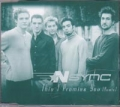 NSYNC This I Promise You UK CD5 w/ Mixes